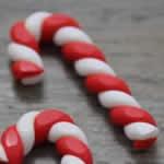 <グリーンピアッシング> クリスマスキャンディアクリルパーツ画像