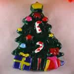 <グリーンピアッシング> クリスマスツリーアクリルパーツ画像