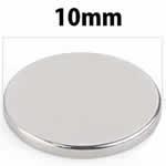 <グリーンピアッシング> マグネットパーツ(10.0mmx1.0mm)画像