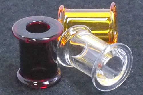 色鮮やかなゴリラガラスボディピアス!