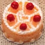 バースデーケーキ アクリル樹脂 アクセサリーパーツ