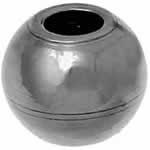 ステンレス4mmボールパーツ(1.5mmホール)