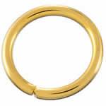 ゴールドステンレス 丸カン/5.5mm