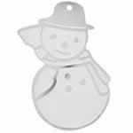 クリスマス雪ダルマ ステンレスパーツ