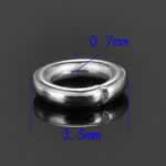 ステンレス 丸カン 3.5mmx0.7mm/50個セット