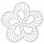桜の花 ステンレス アクセサリーパーツ